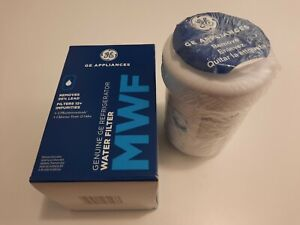 2 GE Genuine Water Filter MWF For  French Door & Side By Side Refrigerators
