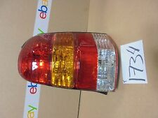 01 02 03 04 05 06 07 Escape PASSENGER Side Tail Light Used Rear Lamp #1734-T