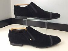 Cesare Paciotti Mens Suede Slip On Shoes, Uk 5 Eu39 Loafers, Immaculate