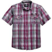 Harley-Davidson™ Men's Plaid Shirt - 96154-16VM