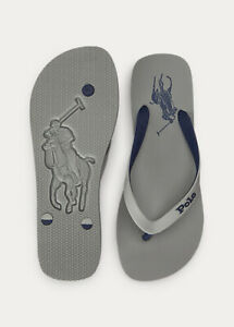 Polo Ralph Lauren Men's Bolt Flip-Flop Sandals