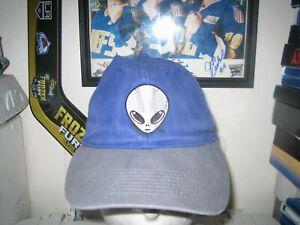 51S LAS VEGAS ALIEN HEAD BASEBALL HAT CAP YOUTH ONE SIZE MLB STARS AVIATORS