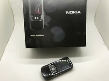Nokia 8600 Luna - Black (Unlocked) Cellular Phone