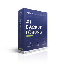 Standard Antivirus- & Sicherheits-Softwares für Acronis