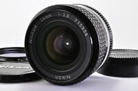 (Near Mint)NIKON Ai-s  NIKKOR 24mm f/2.8  MF SLR Lens  From JAPAN A197