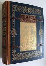 Barockeinband - Kirchengeschichte für das evangelische Haus. Mit 600 Abbildungen
