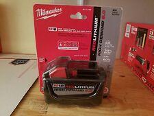 NEW Milwaukee M18 REDLITHIUM High Demand 9.0 Battery Pack 48-11-1890