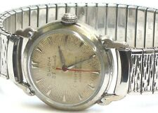 Bulova 23 Jewels Model L5-1955 6 Adjustments Automatic Caliber 108PAC