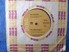 """THE RAH BAND-THE CRUNCH (part 1)-45 RPM 7"""""""