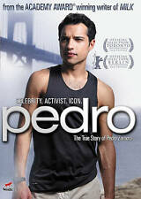 Pedro (DVD, 2009) - Rare OOP Gay Interest Alex Loynaz Jusina Machado Region 1