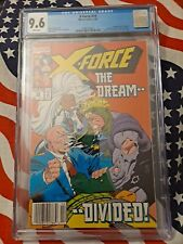 X-Force  #19 Newsstand CGC 9.6  White Pages  1993  1st Copycat appearance