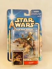 Star Wars Attack of the Clones Massiff Action Figure 2002
