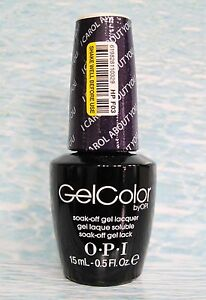 OPI GelColor HP F03 I CAROL ABOUT YOU Gwen Limited Ed Holiday Gel Polish NEW!