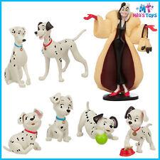 Disney 101 Dalmatians Figurine Figure Play Set cake topper brand new in box