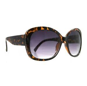 NWT Fashion Oversized Bifocal Reyna Vintage Sunreader Retro Reading Sunglasses