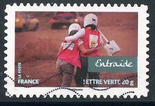 TIMBRE FRANCE AUTOADHESIF OBLITERE N° 804 /  SPORT / VALEURS DE FEMMES