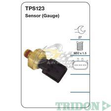 TRIDON OIL PRESSURE FOR Jeep Commander 05/06-03/10 3.0L(EXO) DOHC 24V(Diesel)