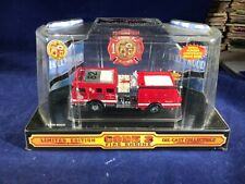 L-36 CODE 3 1:64 SCALE DIE CAST FIRE ENGINE - ENGINE 82 CITY OF LOS ANGELES