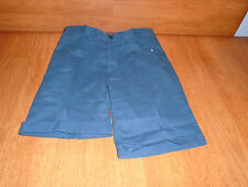 New Mens Size 29 29W Old Navy Blue Shorts Above Knee Casual Cotton Style 100