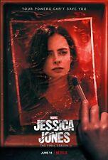 Jessica Jones poster (d) - 11 x 17 inches