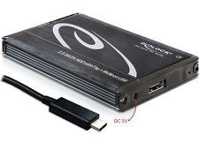 "Delock External Enclosure 2.5"" SATA HDD > Super Speed USB 10Gbps"