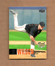 2006 Upper Deck #984 Brian Wilson RC San Francisco Giants