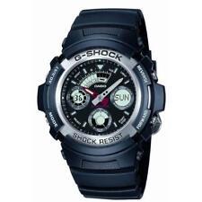 Casio Men's G-Shock Alarm Chronograph Watch AW-590-1AER BRAND NEW RRP £100