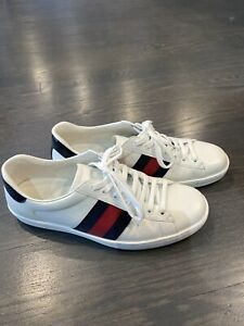 Gucci Mens Ace Sneakers