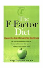 The F-Factor Diet: Discover the Secret to Permanent Weight Loss Free Shipping