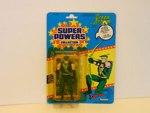 Kenner Super Powers Green Arrow Figure MOC from 1985!!