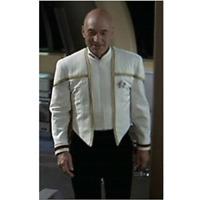Star Trek Insurrection Nemesis Cosplay Costume Uniform Jacket Pants