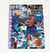 IN YOUR FACE CEBALLOS PHOENIX SUNS 1992-1993 NBA BASKETBALL UPPER DECK CARD