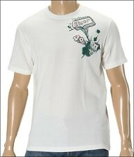 Asics Onitsuka Tiger Bingo Vintage Hombres Camiseta Manga Corta Raro Nuevo Eu L