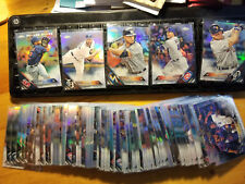 2016 Topps Chrome Refractors Fill Your Set you pick choice 3.33 flat shipping