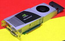 HP 536797-001 506113-003 Nvidia QuadroFX 5800 4GB Dual DVI CUDA 2xAvailable