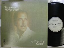 Country Lp Tennessee Ernie Ford Amazing Grace On Pickwick