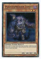Plaguespreader Zombie DUSA-EN076 Ultra Rare Yu-Gi-Oh Card English 1st Mint New