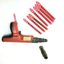 Hilti Dx 350 Powder Actuated Nail Gun Amp Extras