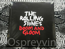 "Rolling Stones Doom and Gloom Remix Factory Sealed 10"" vinyl single"