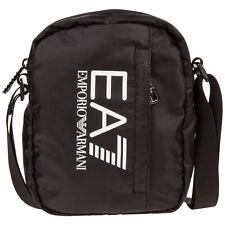 EMPORIO ARMANI EA7 MEN'S NYLON CROSS-BODY MESSENGER SHOULDER BAG ORIGINAL N A9F