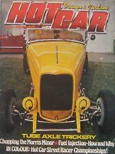 Hot Car magazine September 1980