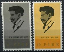 Ireland 1972 SG#304-5 J.M. Synge MH Set #D23490