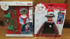 Elf on the Shelf Claus Couture Collection Arctic Ski Set & Hip Holiday Wear New