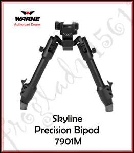 WARNE Skyline Precision Bipod 7901M - Authorized Dealer - Free Shipping!
