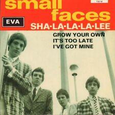 """Small Faces(7"""" Vinyl P/S)Sha-La-La-La-Lee-Eva-706 M-France-1990-M/M"""