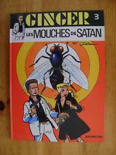 JIDEHEM - Ginger 3 - Les mouches de Satan - EO