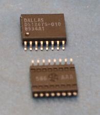 Dallas Maxim DS1267S-010 SMD SO16 wide pkg Dual Digital Potentiometer Chip