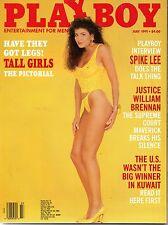 US-Playboy 07/1991   *SONIA VASSILEVA & WENDY KAYE*  Juli/1991