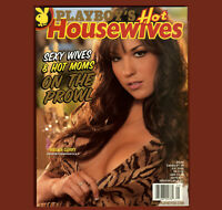 Playboy's Hot Housewives Special (Near Mint) V#7 2011 Megan Curry, Sofia Lane