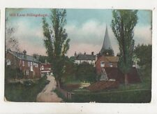 Mill Lane Billingshurst Sussex 1907 Postcard AH Homewood Postmarked Scotter 621b